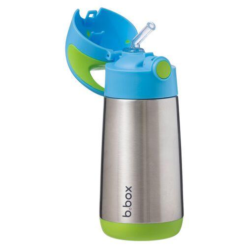 B.Box Insulated Drink Bottle 350ml Ocean Breeze