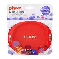 Pigeon Do-It-Myself Plate