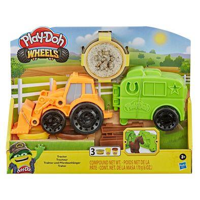 Play-Doh Wheels Tractor Farm Truck