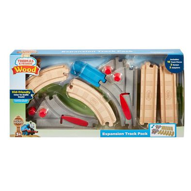 Thomas & Friends Wood Expansion Track Pack