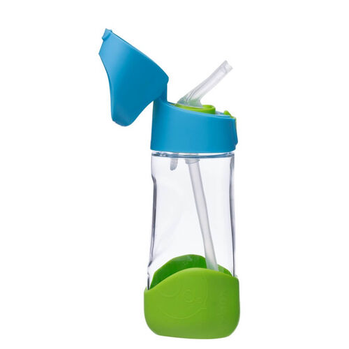 B.Box Tritan Drink Bottle 450ml Ocean Breeze