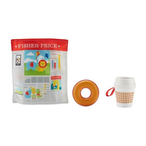 Fisher-Price On-The-Go Breakfast