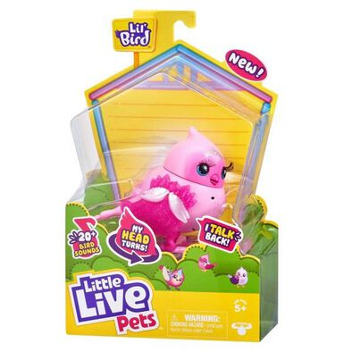 Little Live Pets Lil Birds S10 Single Pack - Assorted