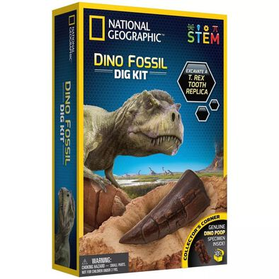 National Geographic Dino Dig Kit
