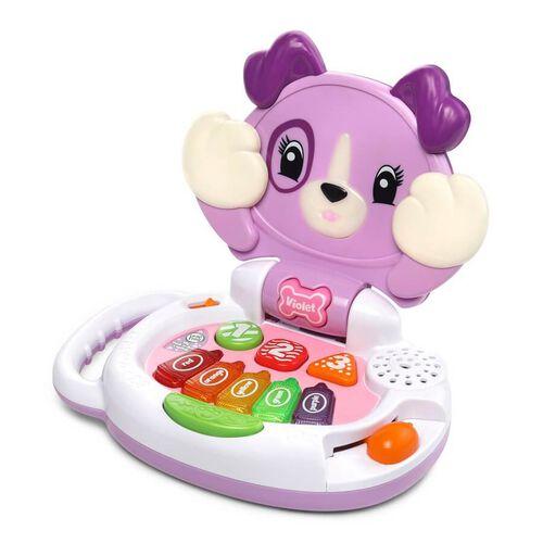 LeapFrog My Peek-a-Boo LapPup Violet