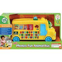 LeapFrog Phonics Fun Animal Bus