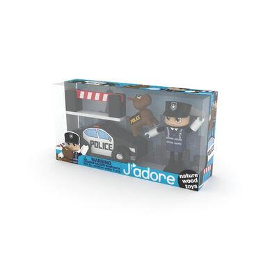 J'adore Policeman Gift Box