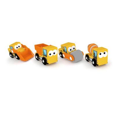 J'adore Construction Vehicle Tube