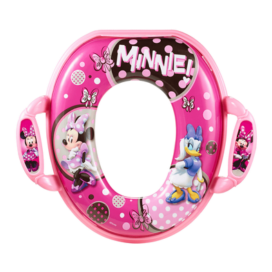 The First Years Disney Minnie Mouse Soft Potty Ring